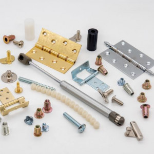 Inserts, T-Nuts, Bolts & Hinges
