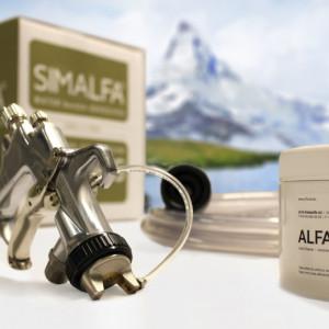 Simalfa Glue Water-based/Hot Melt