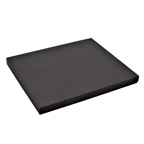 """HARD RUBBER PLATE A100 (5""""X 4 1/4"""")"""