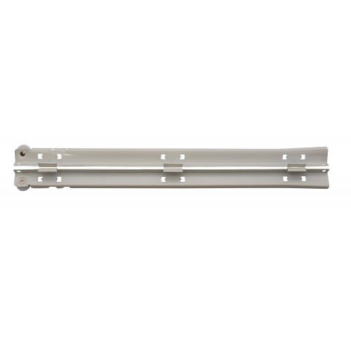 400mm DRAWER RUNNER - DOUBLE CLAMP 55° (DL/DR)
