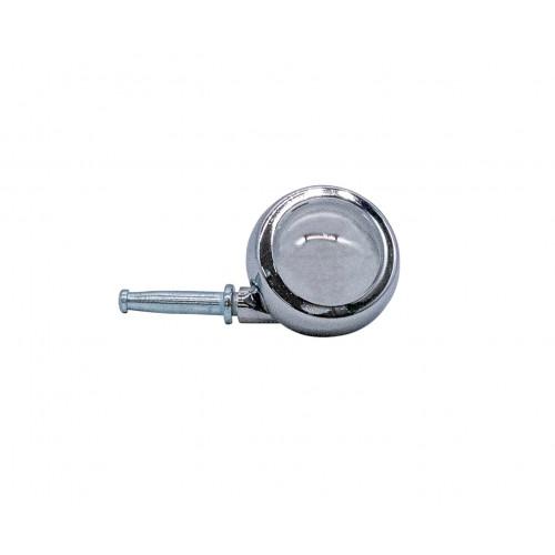 50mm SILVER Z/A BALL CASTOR