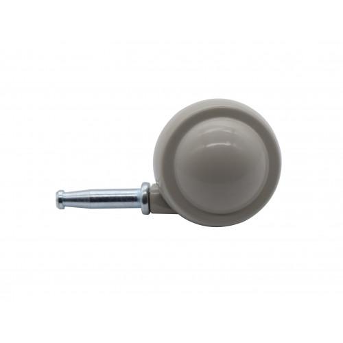 50mm BEIGE Z/A BALL CASTOR