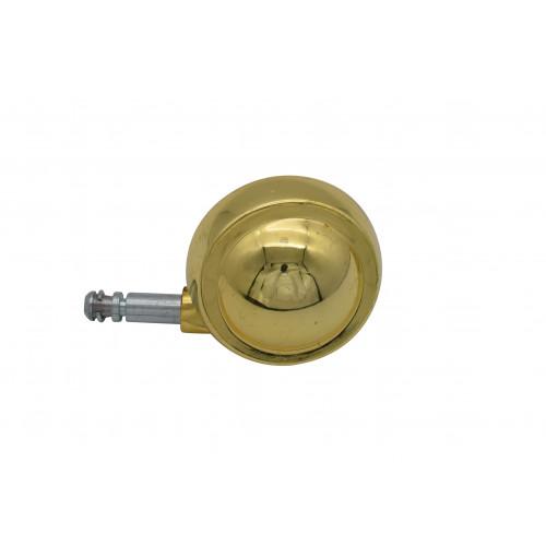 #50mm GOLD Z/A BALL CASTOR 46/SKT