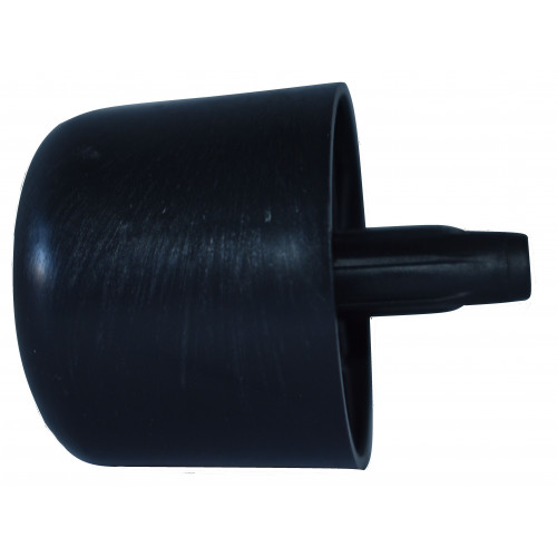 40mm BLACK GLIDE/STEEL INSERT