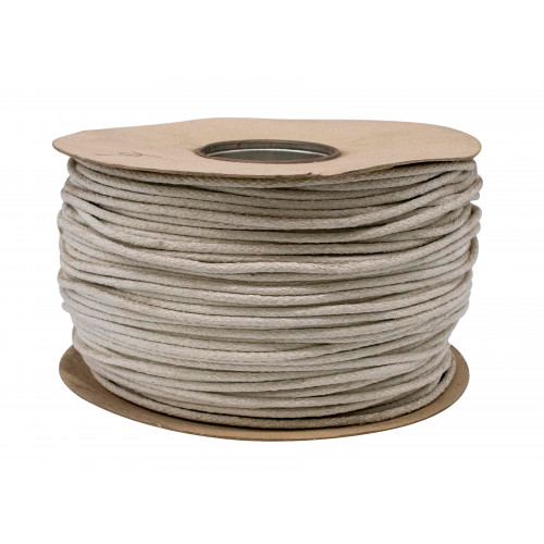 5mm WHITE PAPER PIPING CORD (500MRL)