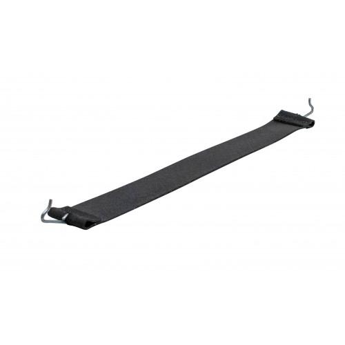#BLACK 390mm x 38mm STRAP