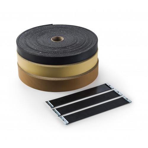 #BLACK 440mm x 38mm STRAP