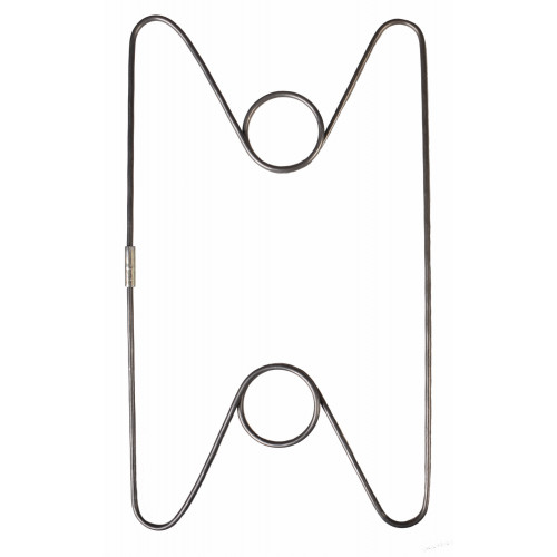 #165mm BUTTERFLY SPRINGS (LARGE HOLE)