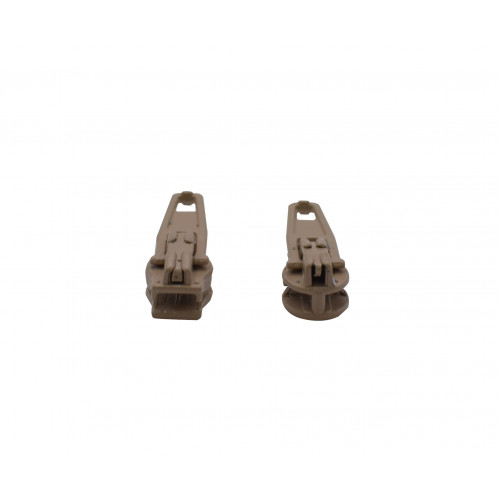 No:3 BEIGE AUTOLOCK SLIDERS