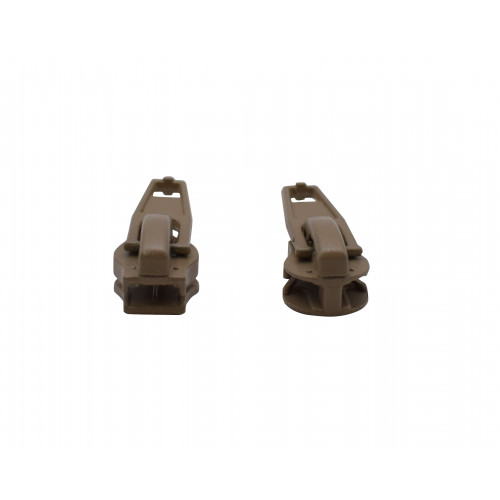 No:5 BEIGE AUTOLOCK SLIDERS