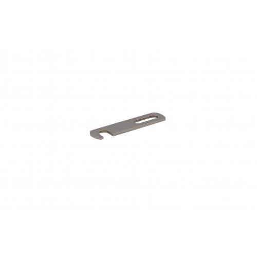 85mm  L/BAR Z/A NICKEL PLTD