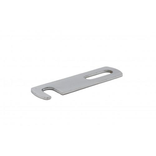 85mm L/BAR RACK NICKEL PLTD - BOX of 500