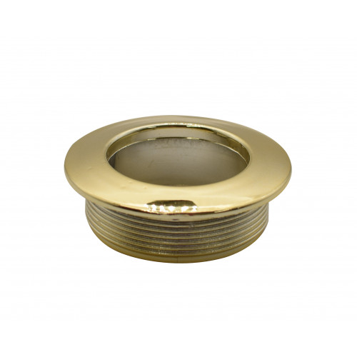 *GOLD RING HANDLE - FRONT