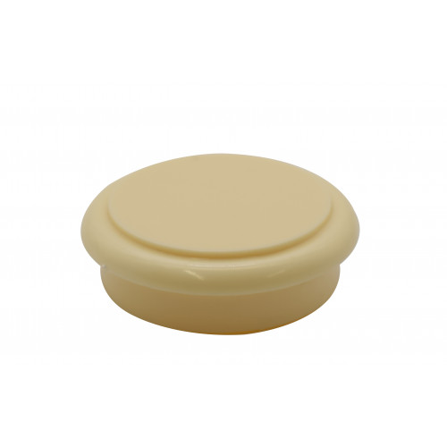 CREAM RING HANDLE - CHIP BACK (SS)