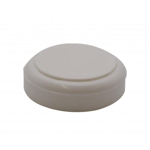 WHITE RING HANDLE - HARDBOARD BACK (DS)