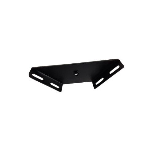 M8 NUTTED STEEL BLACK CORNER BRACKET